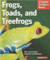 Frogs, Toads and Treefrogs