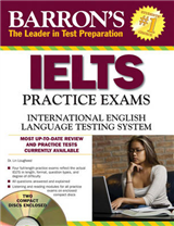 IELTS Practice Exams Book: International English Language Testing System