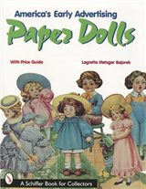 America\'s Early Advertising Paper Dolls