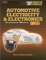 Today\'s Technician: Automotive Electricity & Electronics CM/SM