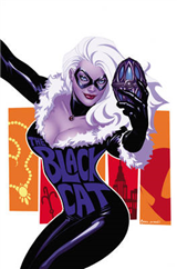 Spiderman: Black Cat