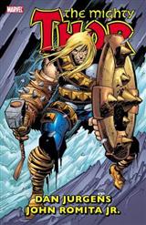 Thor By Dan Jurgens & John Romita Jr. Vol. 4