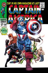 Captain America Omnibus Volume 1