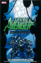 Secret Avengers: Run The Mission, Don\'t Get Seen, Save The World