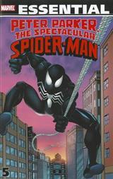 Essential Peter Parker, The Spectacular Spider-man Vol.5