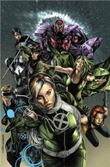 X-men Legacy: 5 Miles South Of The Universe