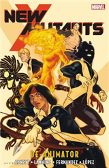New Mutants Vol. - 6: Deanimator