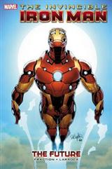 Invincible Iron Man - Volume 11: The Future