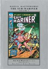 Marvel Masterworks: The Sub-mariner Volume 5