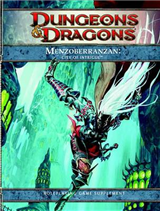 Menzoberranzan: City of Intrigue Dungeons & Dragons