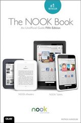 The NOOK Book:An Unofficial Guide