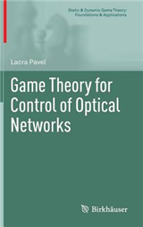 Game Theory for Control of Optical Networks