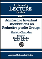 Admissible Invariant Distributions on Reductive P-adic Groups