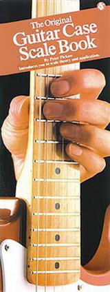 The Original Guitar Case Scale Book