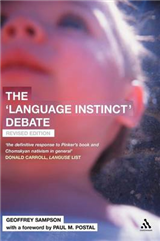 The Language Instinct Debate