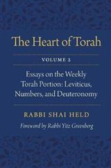 Heart of Torah, Volume 2