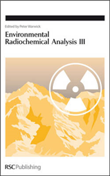Environmental Radiochemical Analysis III