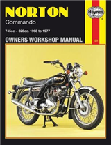 Norton Commando 68 - 77