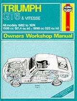 Triumph GT6 and Vitesse Owner\'s Workshop Manual