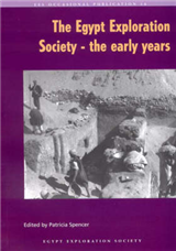 The Egypt Exploration Society, the Early Years
