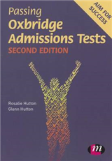 Passing Oxbridge Admissions Tests