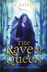 The Feral Child Series: The Raven Queen: Book 3