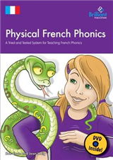 Physical French Phonics Book & DVD