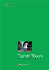 Fashion Theory: The Journal of Dress, Body and Culture: Volume 16, Issue 1