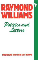 """Politics and Letters: Interviews with """"New Left Review"""""""