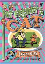 Fat Freddy\'s Cat Omnibus Back 2nd April