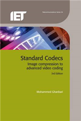 Standard Codecs: Image compression to advanced video coding