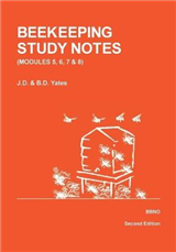 Beekeeping Study Notes for the BBKA Examinations
