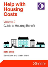 Help With Housing Costs Volume 2: Guide To Housing Benefit 2