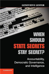 When Should State Secrets Stay Secret?