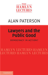 Lawyers and the Public Good: Democracy in Action?