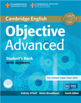 Objective: Objective Advanced Student\'s Book with Answers with CD-ROM