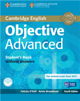 Objective: Objective Advanced Student\'s Book without Answers with CD-ROM