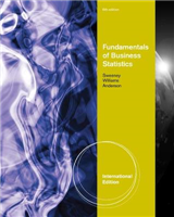 Fundamentals of Business Statistics, International Edition (with Printed Access Card)