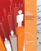Survey Sampling, International Edition