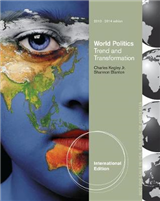 World Politics: Trend and Transformation, 2013 - 2014 Edition, Update International Edition