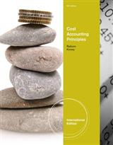 Cost Accounting Principles