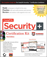 CompTIA Security+ Certification Kit: Exam SY0-301 Includes CD Set