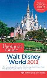 The Unofficial Guide Walt Disney World: 2013