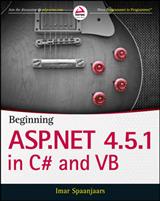 Beginning ASP.NET 4.5.1