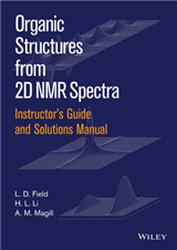 Organic Structures from 2D NMR Spectra