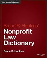 Hopkins\' Nonprofit Law Dictionary
