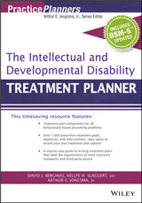 The Intellectual and Developmental Disability Treatment Planner, with DSM 5 Updates