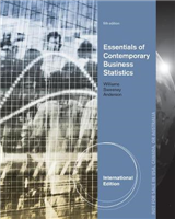 Essentials of Contemporary Business Statistics, International Edition