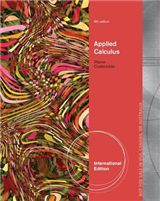 Applied Calculus, International Edition