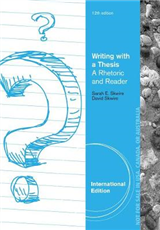 Writing with a Thesis, International Edition